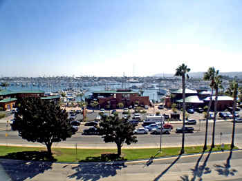 Best Western Yacht Harbor Hotel San Diego California