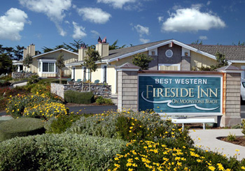 Best Western Fireside Inn On Moonstone Beach Cambria