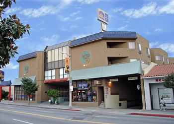 Best Western Dragon Gate Inn Los Angeles California