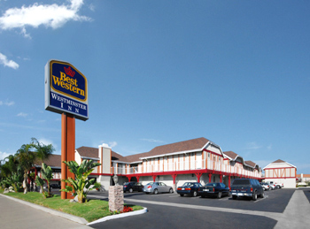 Best Western Hotels in Westminster - find hotels by brand