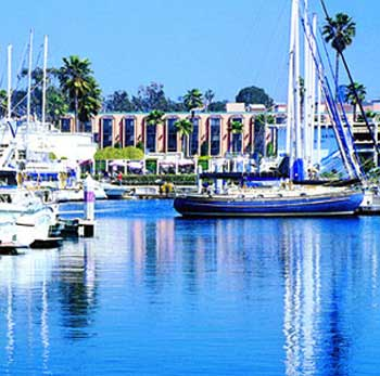 Best Western Sunrise Hotel  North Harbor Drive Redondo Beach