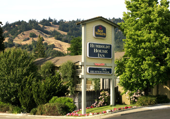 Best Western Humboldt House Inn