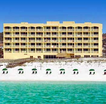Best Western Ft Walton Beachfront Fort Beach