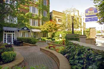 best western hotels in lincoln park chicago with world