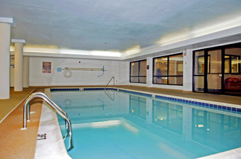 Best western inn suites midway airport burbank illinois best western hotels in burbank for Burbank swimming pool illinois