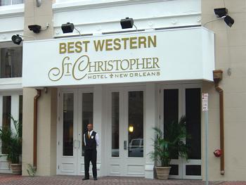 Best Western Hotel On Bourbon Street