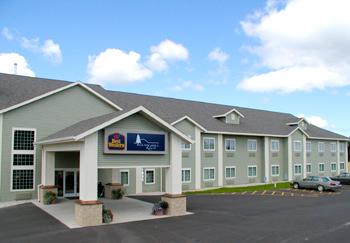 Best Western Scenic Hill Resort