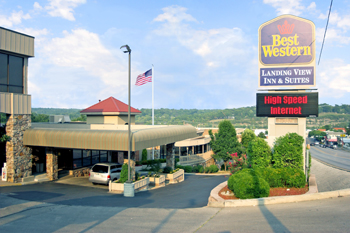 Best Western Plus Landing View Inn Amp Suites Branson Missouri Best Western Hotels In Branson