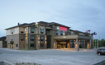 Best Western Grand Island Inn Suites