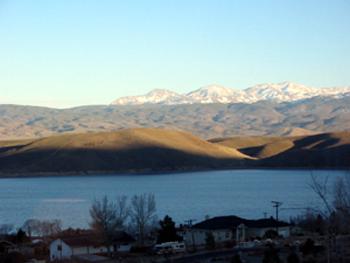 Best western topaz lake inn topaz lake nevada best for Topaz lake fishing