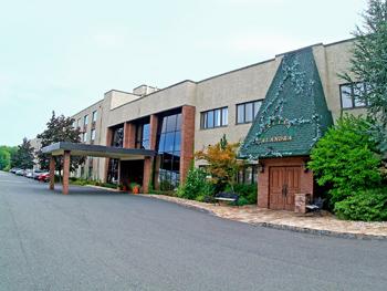 Best Western Fairfield Executive Inn