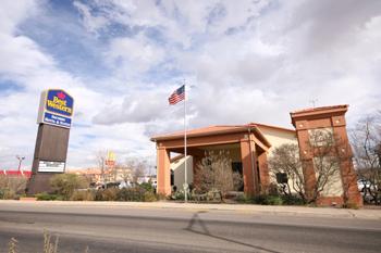 Best Western Socorro Hotel Suites