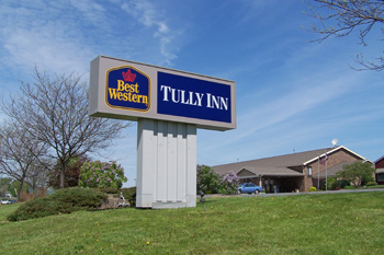 Best Western Tully Inn Tully New York  Best Western Hotels in