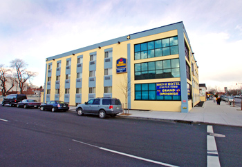Best Western Brooklyn Bay Hotel