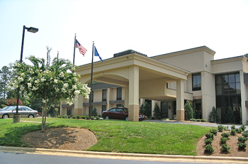 discount hotels cary
