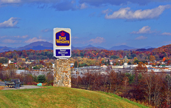 Best Western Smoky Mountain Inn Waynesville North Carolina Hotels In Reservations Deals Ore