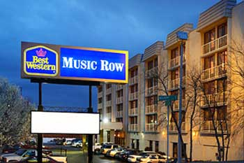 Best Western Music Row Nashville Tennessee Best