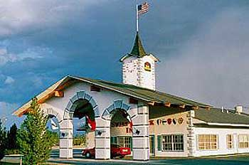 Best Western Swiss Clock Inn