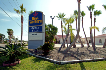 Best Western Ocean Villa Port Aransas Texas Hotels In Reservations Deals Ore