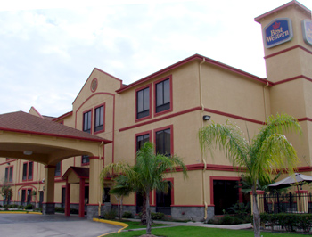 Best Western Greenspoint Inn & Suites