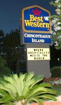 Best Western Chincoteague Island Chincoteague Virginia