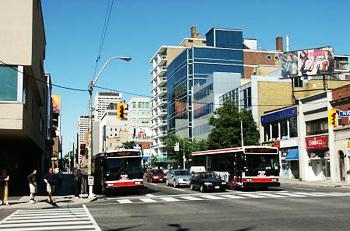 Hotels Near  Mount Pleasant Toronto Ontario