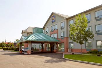 Best Western Travel Hotel Toronto Airport