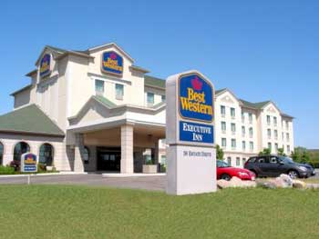 Best Western Executive Inn Toronto