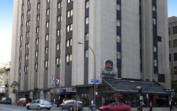 best western ville marie hotel suites montr al qu bec best western hotels in montr al. Black Bedroom Furniture Sets. Home Design Ideas