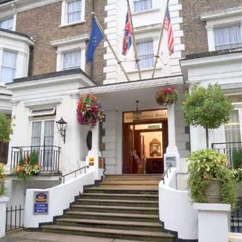 Best Western Swiss Cottage Hotel London England Best