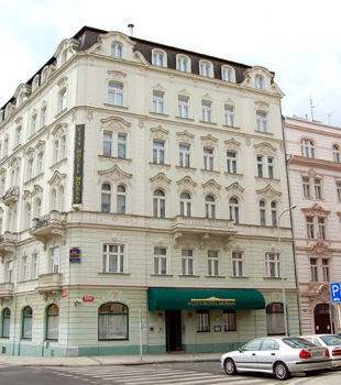 Best western city hotel moran prague czech republic for Top hotel prag