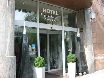 Best western hotel bila labut prague czech republic for Best hotel location in prague