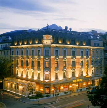 Best Western Hotel Neue Post