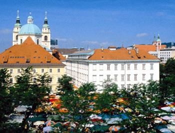 Best Western Premier Hotel Slon Ljubljana Slovenia