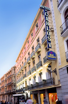 Best Western Hotels In Puerta Del Sol Madrid With World