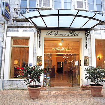 best western le grand hotel bayonne france best western hotels in bayonne france. Black Bedroom Furniture Sets. Home Design Ideas
