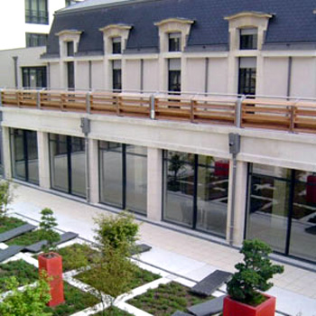 Best western hotel de la paix reims france best for Top garage reims
