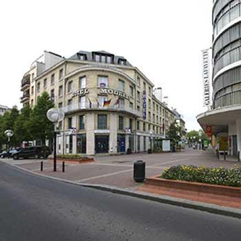 Best western hotel moderne caen france best western for Top garage caen