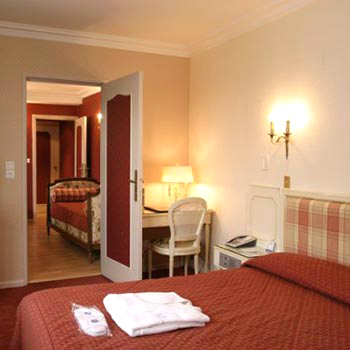 Best western hotel victor hugo paris france best western hotels in paris - Hotel victor hugo paris 16 ...