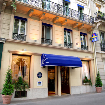 Best western tour eiffel invalides paris france best for Hotel best western paris
