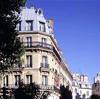 Best Western Premier Royal Saint Michel Paris France