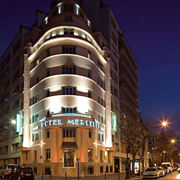 Best western hotel mercedes paris france best western for Hotel best western paris