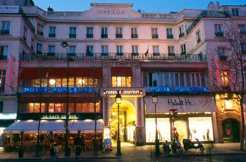 Best Western Hotel Ronceray Opera Paris France Best
