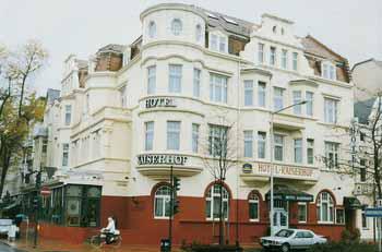 Hotel Kaiserhof Bad Godesberg