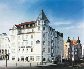 best western hotel kurfuerst wilhelm i kassel germany best western hotels in kassel germany. Black Bedroom Furniture Sets. Home Design Ideas