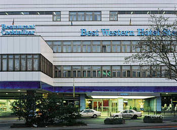 Best western premier hotel steglitz int 39 l berlin germany for Top hotels in berlin
