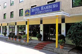 Best western hotels in hamburg find hotels by brand in for Hotel international hamburg