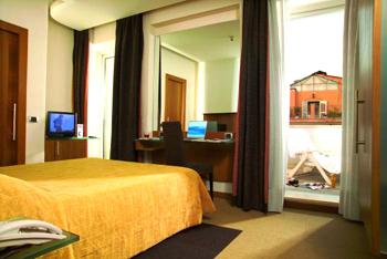 Hotel Universo Rome Italy